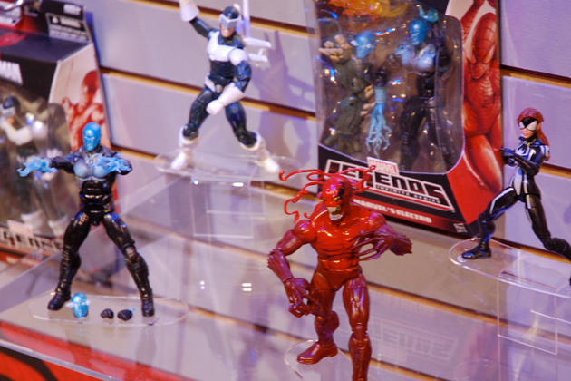 New Spider Man 2 Toys : Hasbro unveils new amazing spider man toy line for may