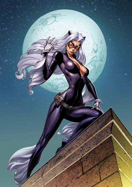 Black Cat is in the Amazing Spider-Man game