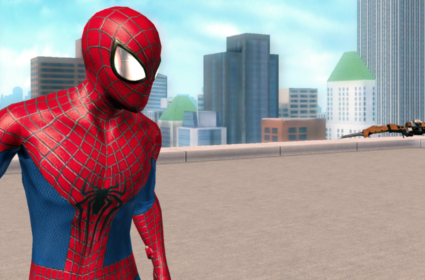 The Amazing Spider Man 2 Game Overview