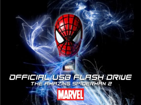 Amazing Spider-Man 2 USB