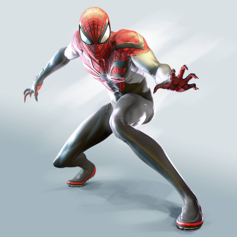 Superior Spider-Man suit perks revealed for Amazing Spider-Man 2 game