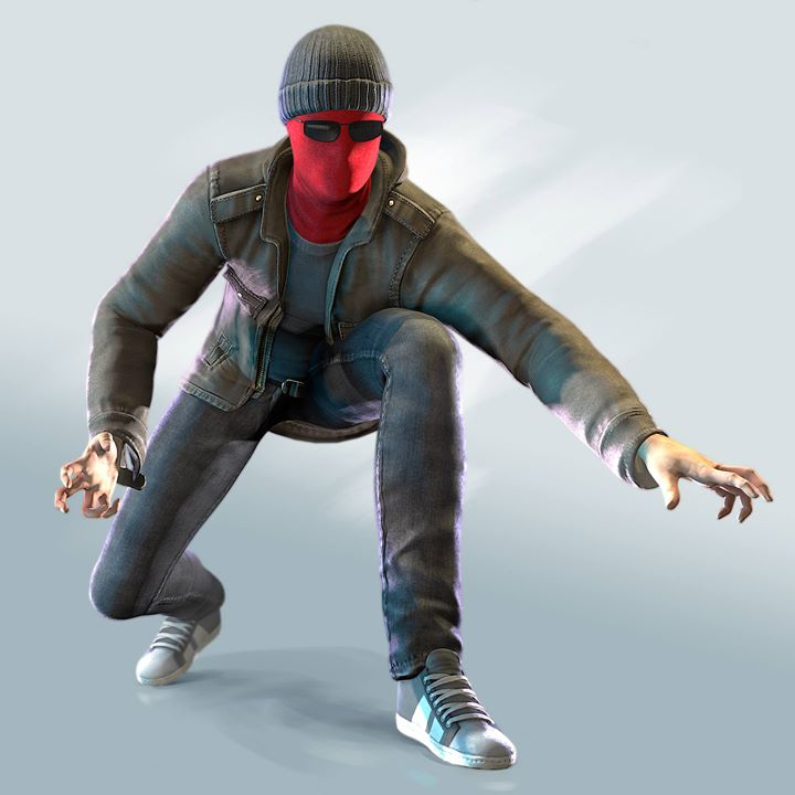 Vigilante suit perks for Amazing Spider-Man 2 game Ultimate Spider Man Peter Parker Costume