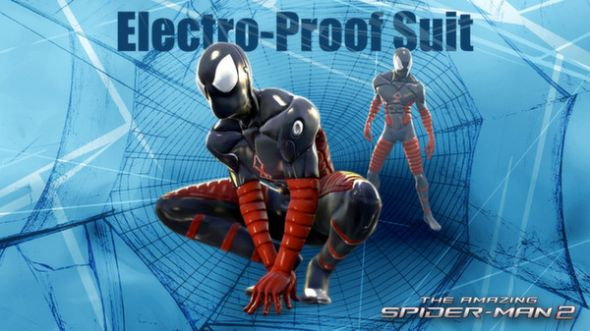 Electro Proof Suit