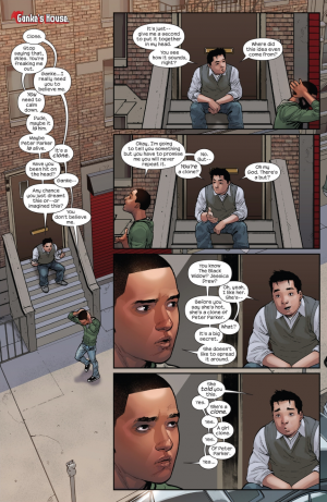 Miles Morales Ultimate Spider-Man #2 4