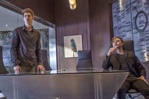 review - Andrew Garfield and Dane DeHaan in The Amazing Spider-Man 2