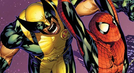 spiderman and wolverine relationship