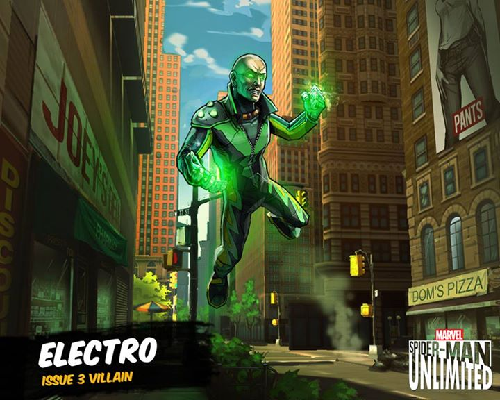 Three Spider Man Unlimited Villains Revealed