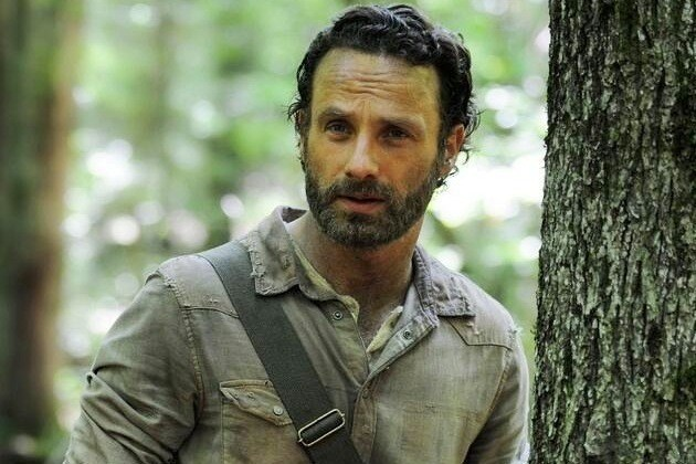 Andrew Lincoln Dishes On Season 5 Of The Walking Dead