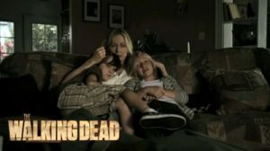 Webisode: Everything Dies - The Woman and Kids On The Couch
