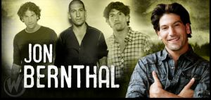 Jon Bernthal promo photo from San Antonio Wizard World