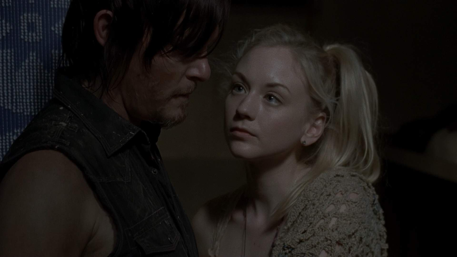 Could we see Beth in Episode 2 Walking Dead Season 4 Daryl And Beth