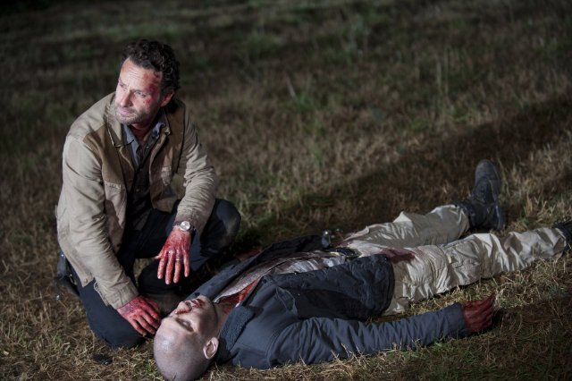 Is Rick Grimes Turning Into Shane On The Walking Dead?