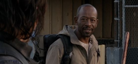 Who Is Morgan Jones On The Walking Dead Toylab