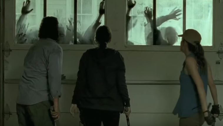 The Walking Dead, Season 6, Episode 6, Always Accountable