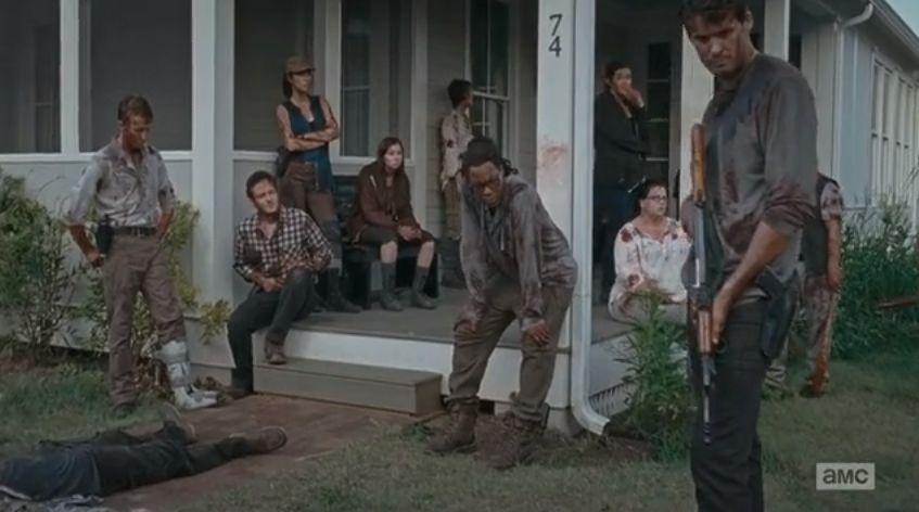 The walking dead season 6b episode guide page 2