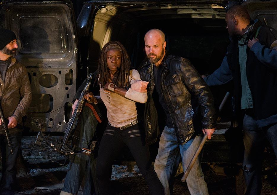 The Walking Dead: Who Did Negan Kill in the Finale
