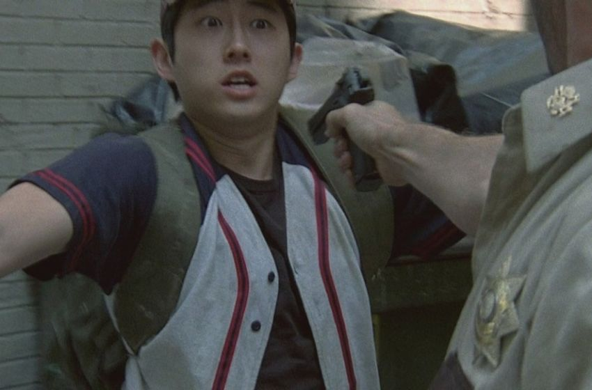 Great Character Introductions on The Walking Dead: Glenn Rhee  Great Character...