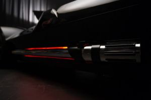 Darth Car Lightsabers