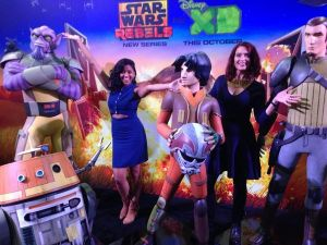 The Rebels Girls at SDCC