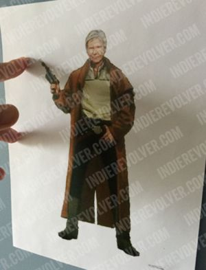 Han Duster Coat Concept Art