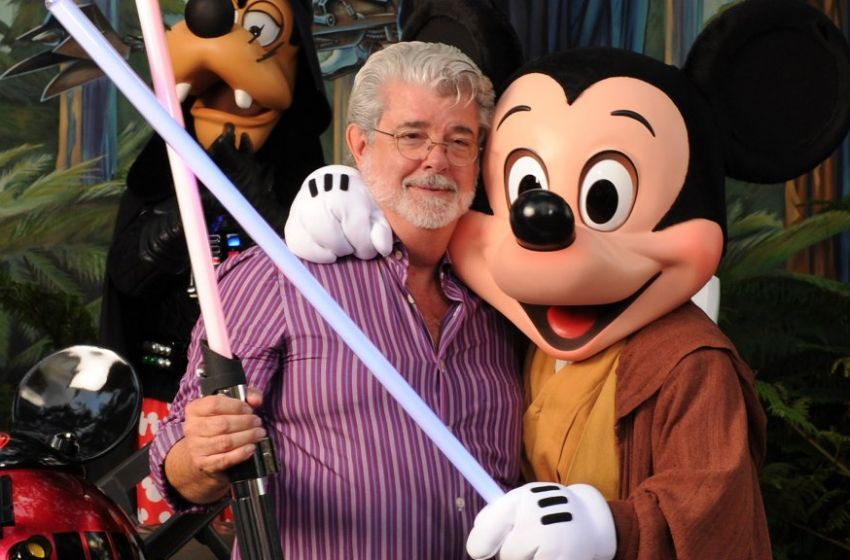 George Lucas says sorry for Star Wars white slave jibe