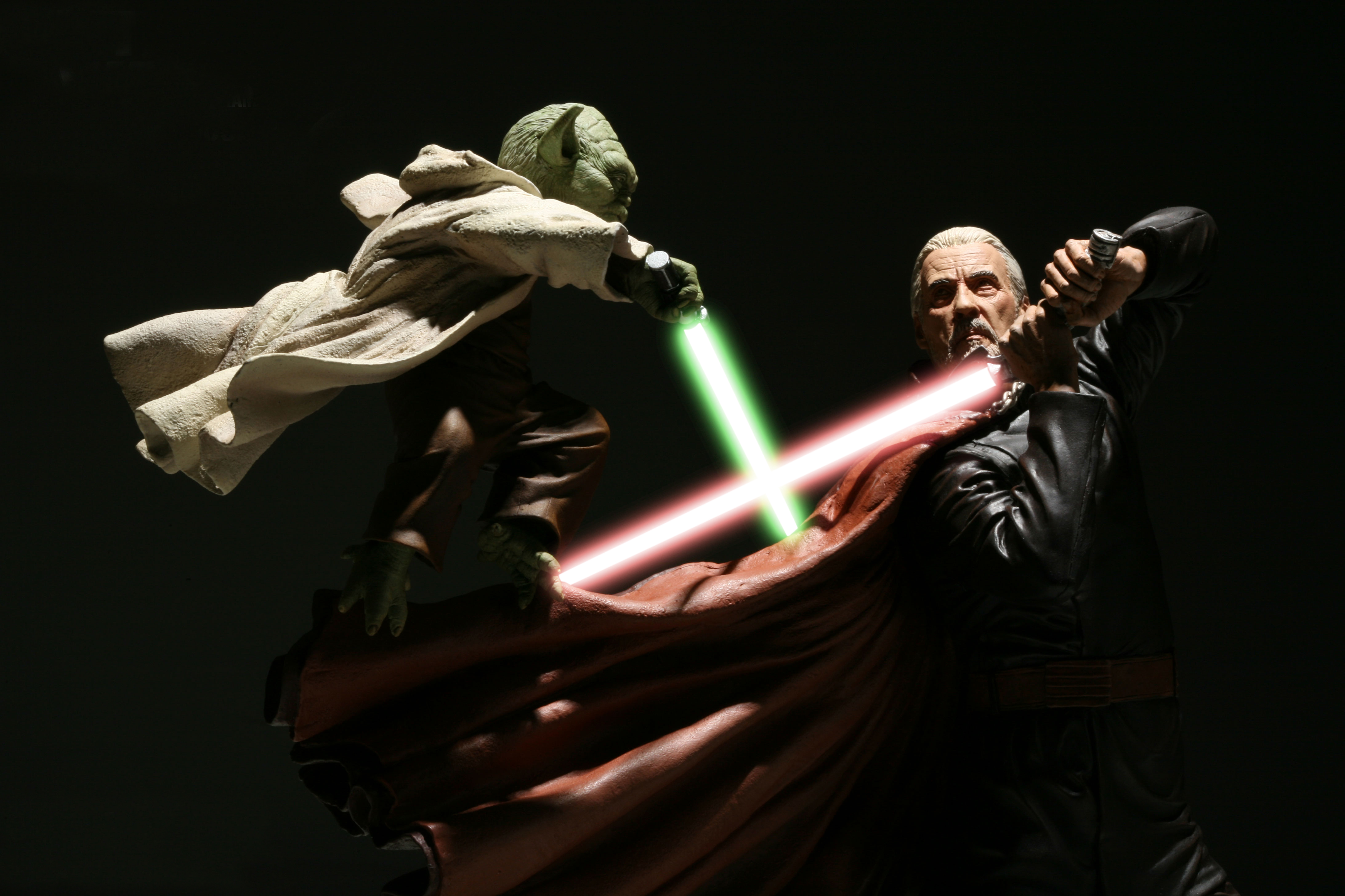 master yoda vs darth - photo #27