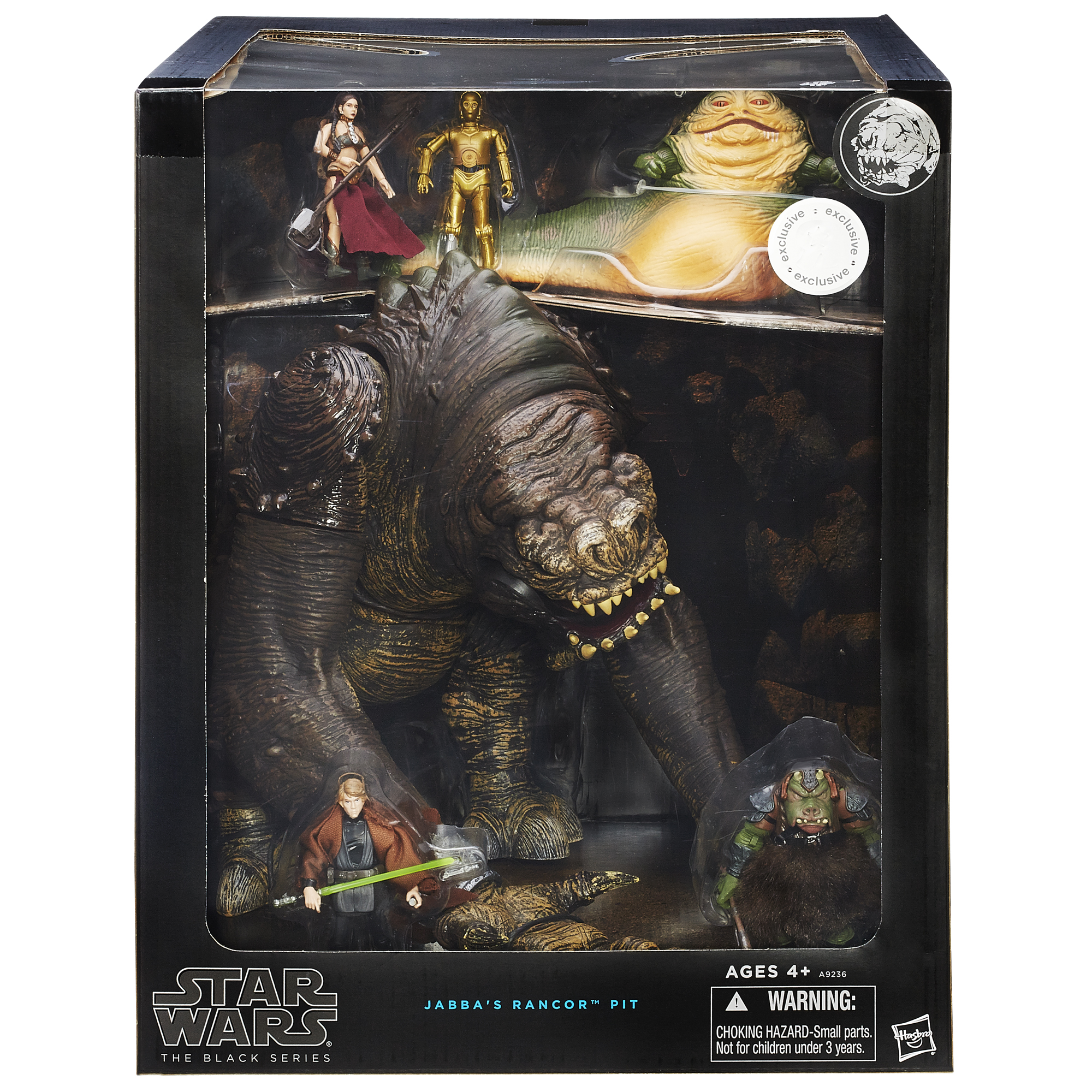 Toys Are Us Star Wars : First look toys quot r us star wars black series jabba s