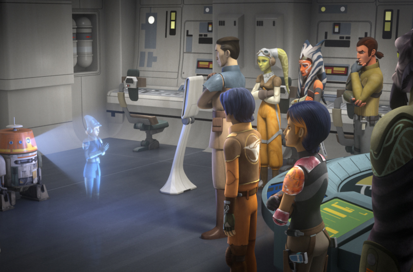 Star Wars Rebels' Sets Its Premiere Date