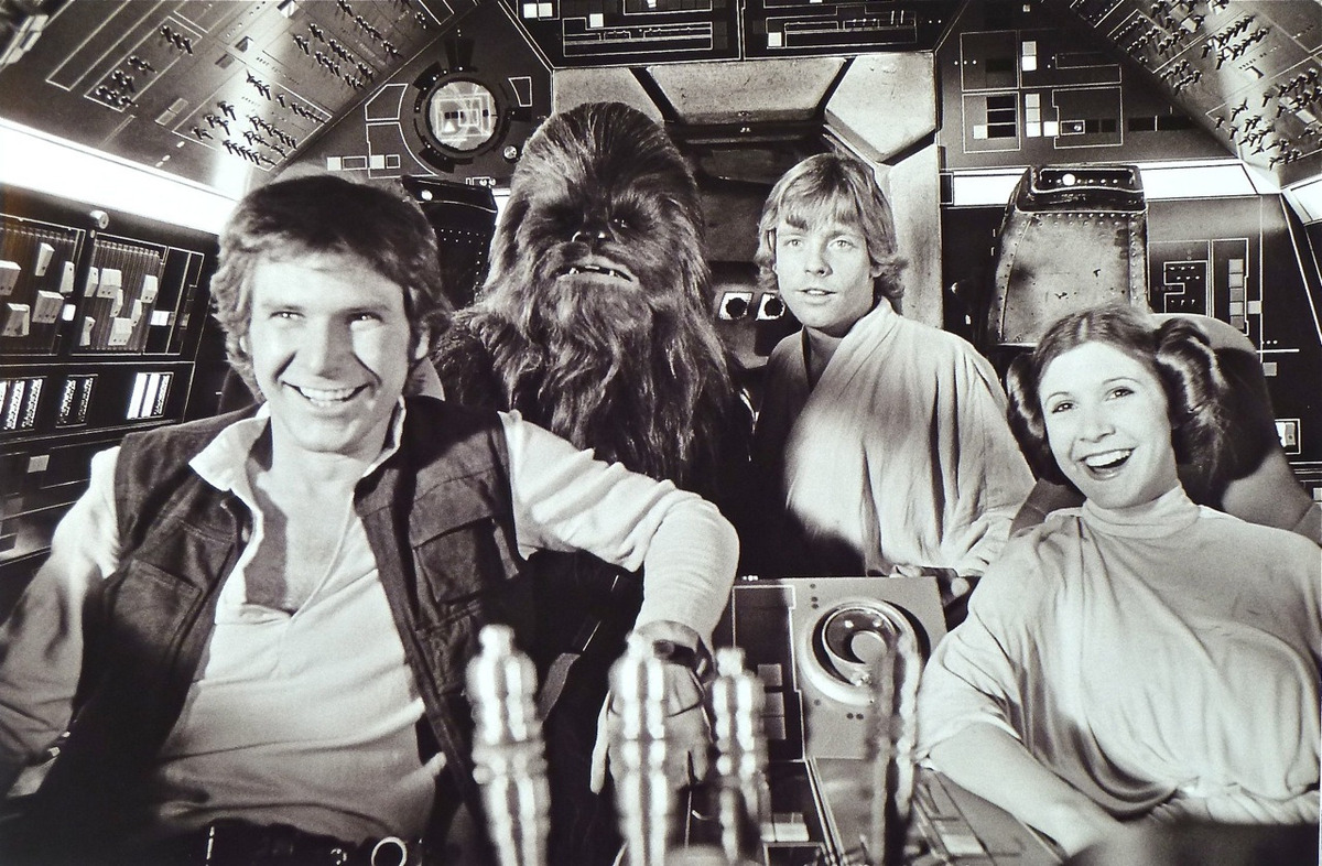 Image result for star wars cast