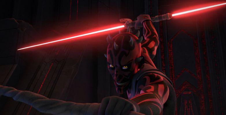 Darth Maul Star Wars Rebels