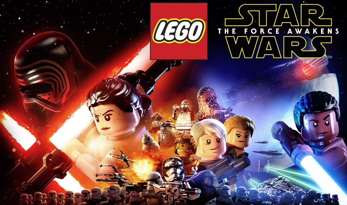 LEGO Star Wars: The Force Awakens - Poe's Quest DLC Available Now