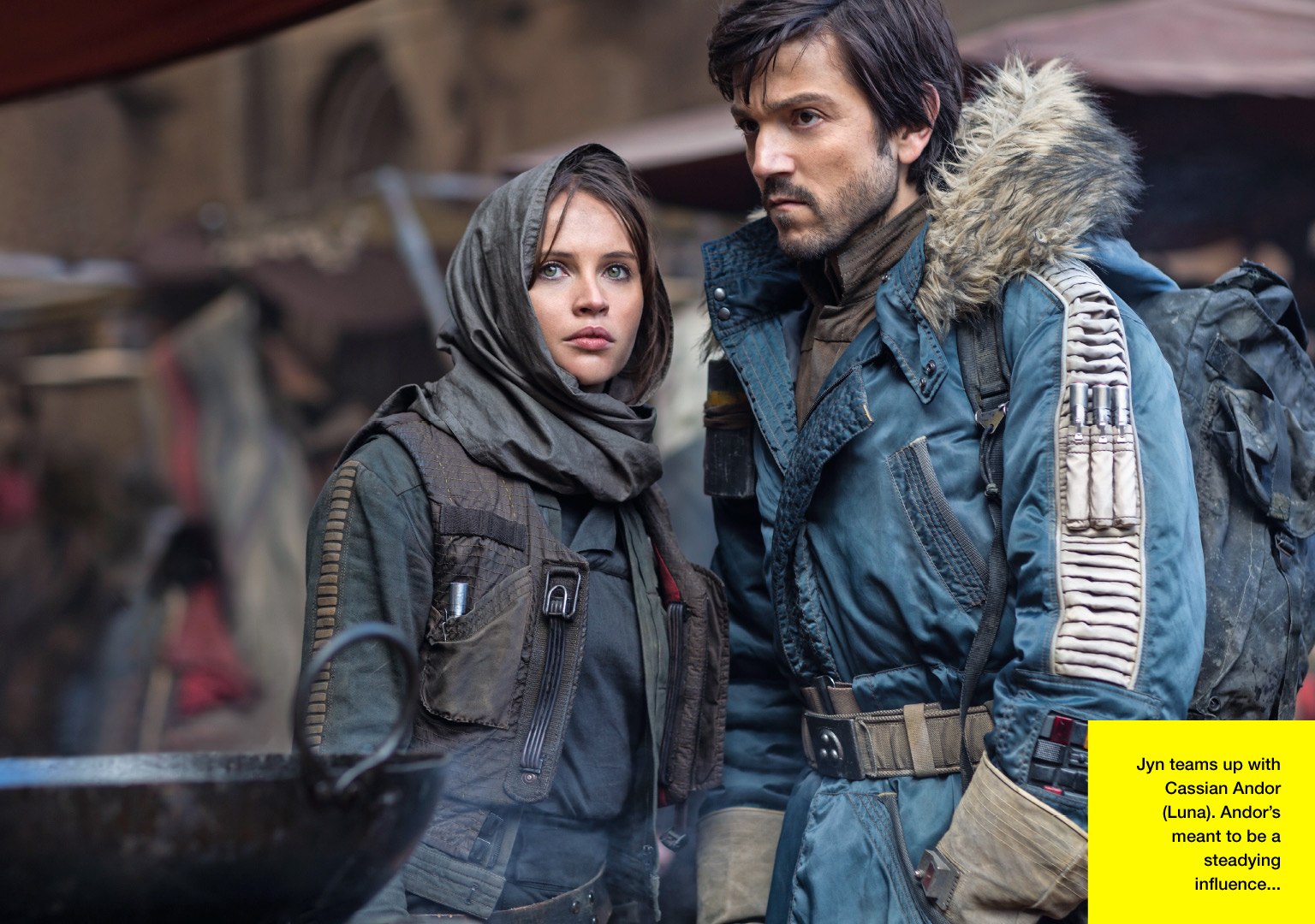 New 'Rogue One' Toys Get a Stylish First Look
