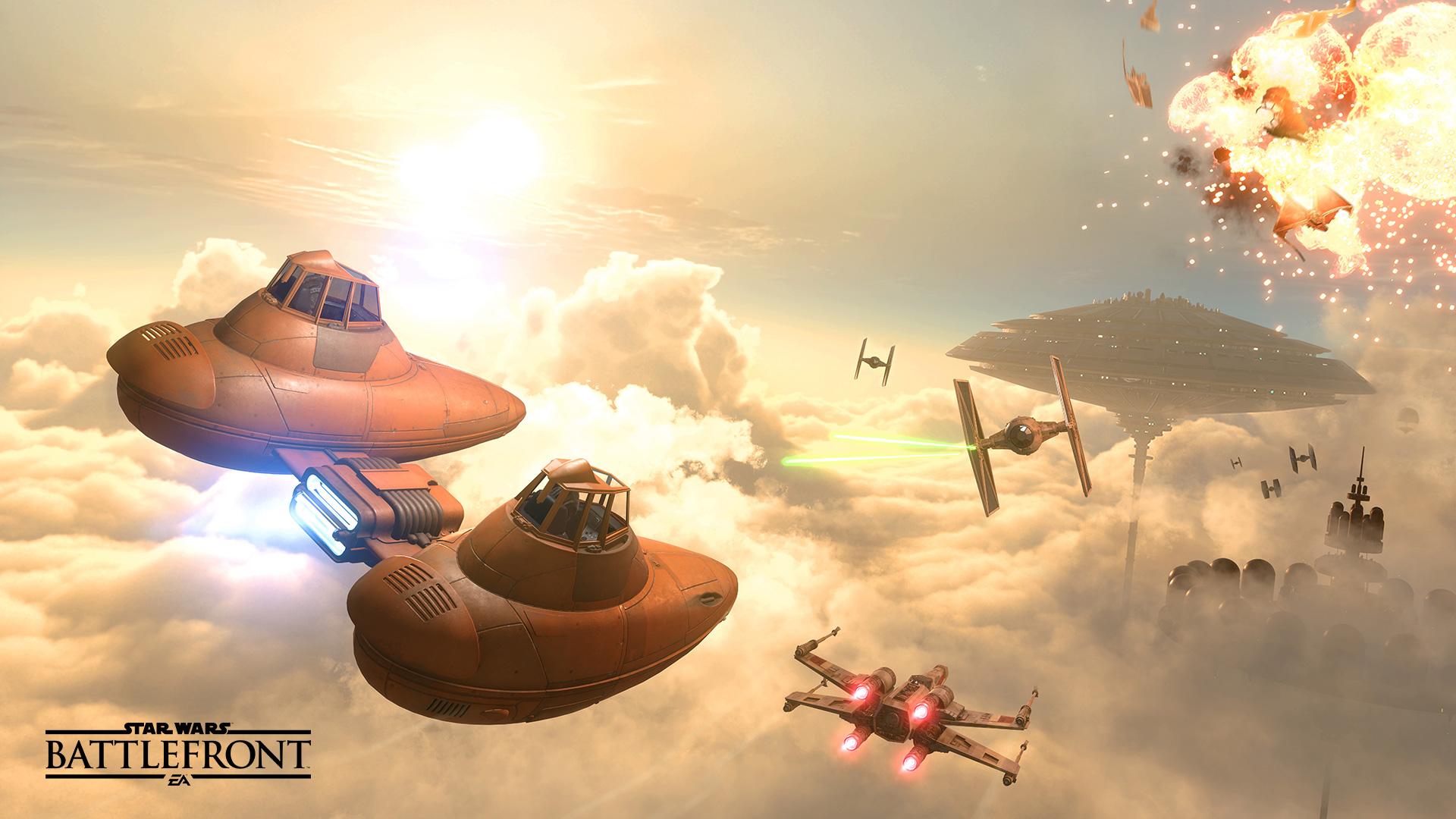 Death Star DLC gameplay trailer for Star Wars Battlefront