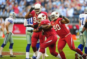 Arizona Cardinals Defensive Line