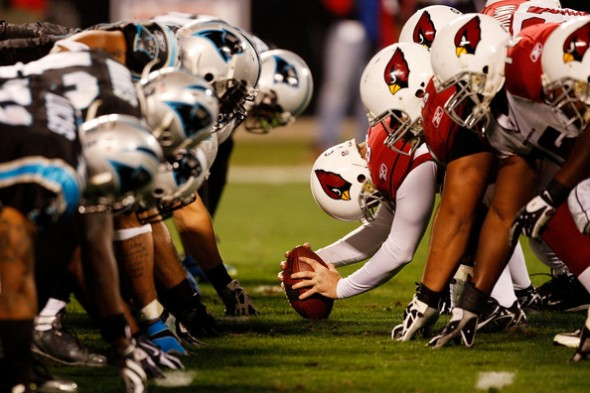 Cardinals play the Panthers at home Sunday, October 8th.