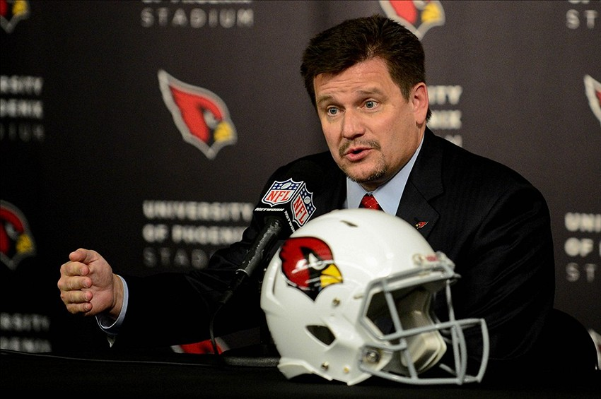 Image result for Michael Bidwill