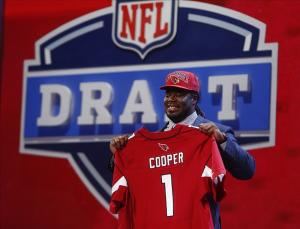 Oh right! Cooper is gonna be back in 2014. WE GOT THIS!!! Mandatory Credit: Jerry Lai-USA TODAY Sports