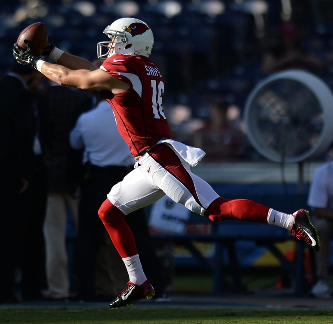 San Diego Chargers Cardinals: Arizona Cardinals: The Wide Receiver Battle