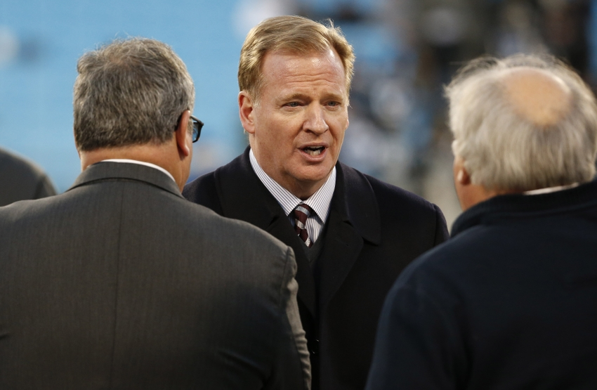 9075068-roger-goodell-nfl-nfc-championship-arizona-cardinals-carolina-panthers
