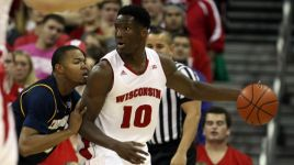 Wisconsin Basketball: Nigel Hayes Ready to Impress This Year