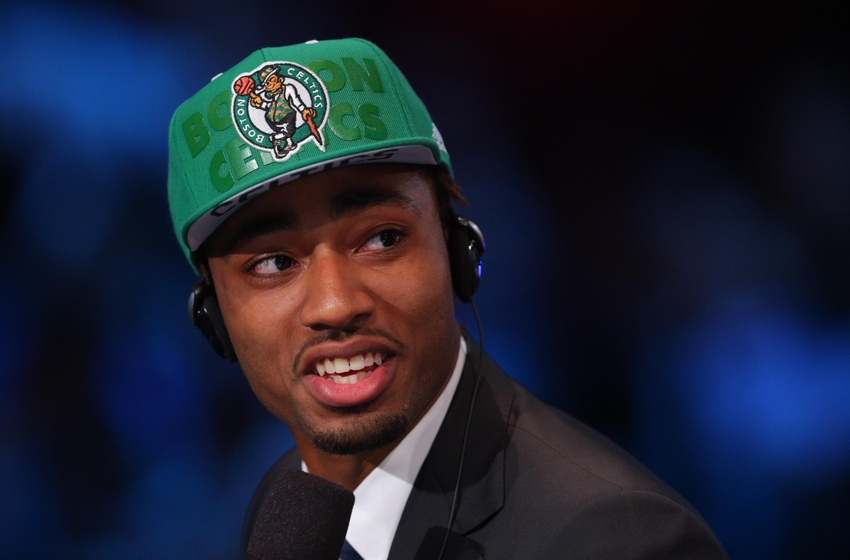 Boston Celtics select James Young 17th overall