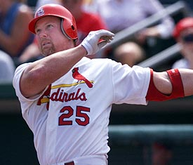 Mark McGwire captured the imaginations of fans everywhere with his powerful swing. Could he step up to the plate again in 2010?