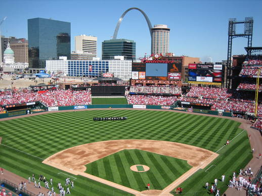 an analysis of baseball stadiums Thanks largely to the folks over at foodservice company aramark, vegan and vegetarian dishes abound at baseball stadiums all over the.