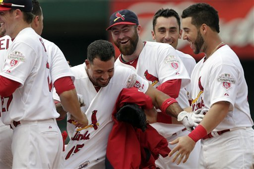Furcal Gets The Win Headed To The Break CREDIT: AP Photo Tom Gannam