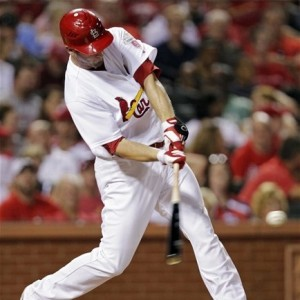 Freese's 16th against the D-backs PHOTO COURTESY: AP Tom Gannam