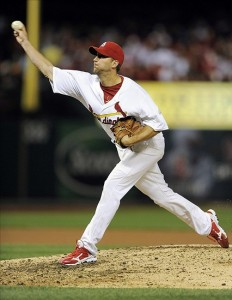 Adam Wainwright Was Great Against The Nationals At Home In His Last Start Of The Season