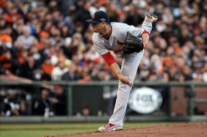 Kyle Lohse May Be On The Move