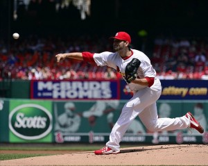 Lance Lynn Looks To Continue Bringing Lynnsanity To The Best City In Baseball
