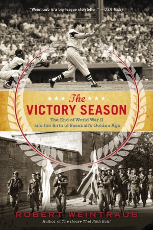 The Victory Season cover photo courtesy of Little Brown and Co. Books.