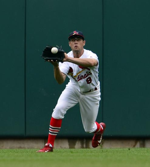 Peter Bourjos Cardinals Lack of Playing Time h...